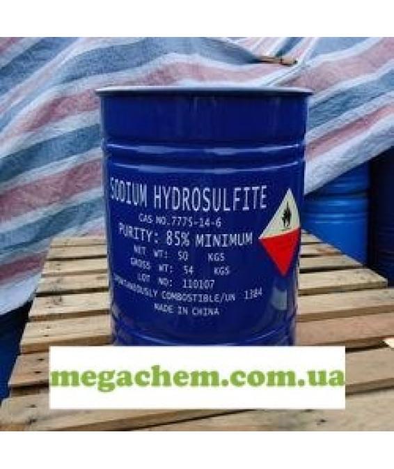 Натрий дитионит (hydrosulfite), тех