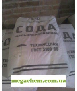Сода кальцинированная марки Б ГОСТ 5100-85