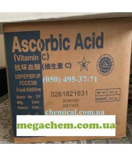 Аскорбиновая кислота Е300